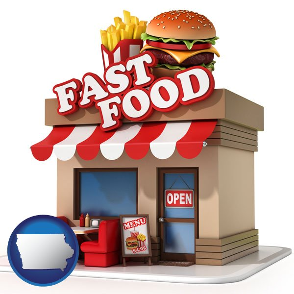 fast food restaurant thesis